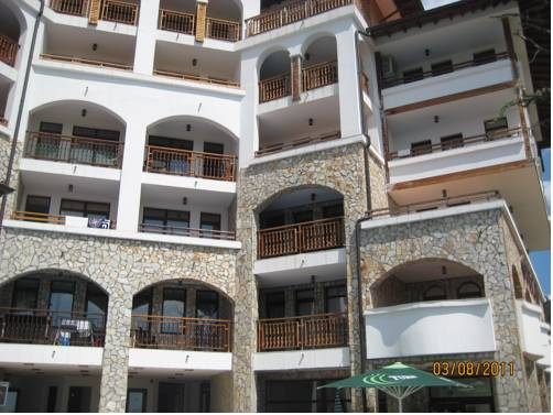 Dom-El Real Apartments in Etara 3 Complex