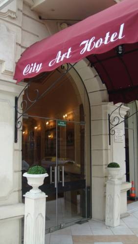 City Art Boutique Hotel