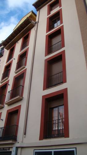 Apartamentos Turísticos Paris Centro