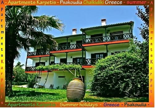 Apartments Karpetis
