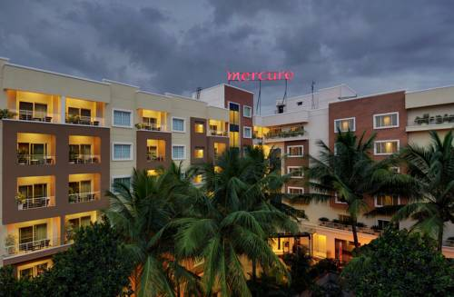 Grand Mercure Bangalore - an AccorHotels Brand