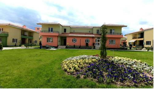 Dundar Thermal Apart Hotel