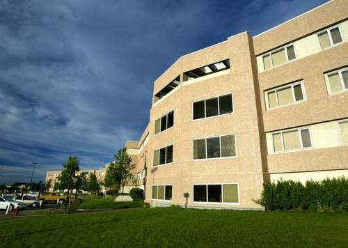 University of Lethbridge Lux Hotel