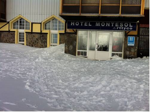 Hotel Montesol Arttyco