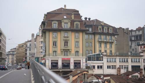 Hotel City Lausanne