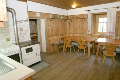 Holiday Home Almhutte Kochhube Hirschegg