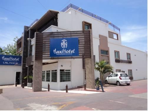 Maxihotel Business Class Culiacan