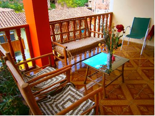 Hostal Quilla House