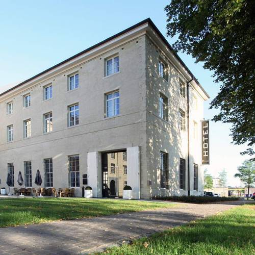 Hotel The Lodge Vilvoorde