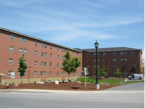 UNB Fredericton Accommodations