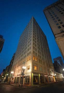 Renaissance New Orleans Pere Marquette Hotel