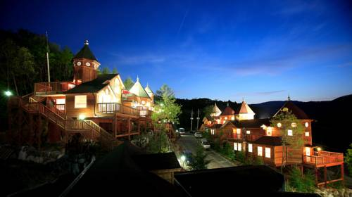 Goodstay Elf Spa Resort