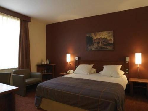 Crowne Plaza Hotel Brugge
