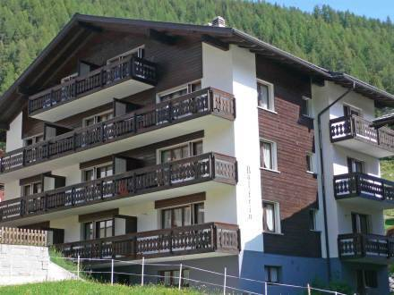 Apartment Haus Balfrin I Saas Fee