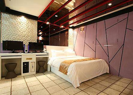 Stylish Hotel Ditto Sinchon