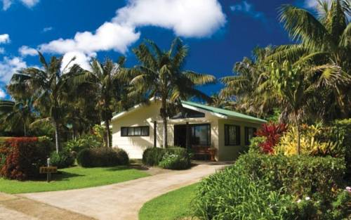 Tau Gardens - Norfolk Island Holiday Homes