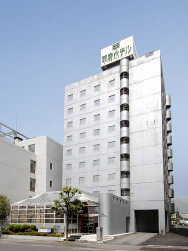 Hotel Crown Hills Kofu