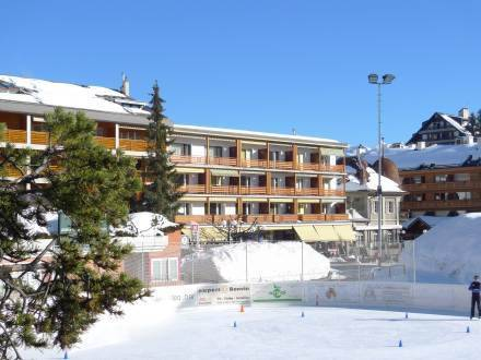Apartment Farinet III Crans Montana