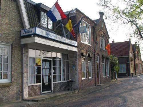 Appartement Hotel Driebanen***/SuyderSee Hotel****