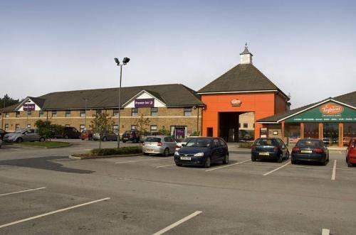 Premier Inn Sheffield/Barnsley (M1 Jct 36)