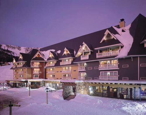 Schweitzer Mountain Resort Selkirk Lodge