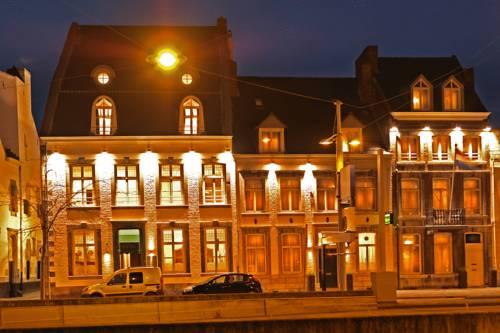 Hotel Bigarré Maastricht Centrum