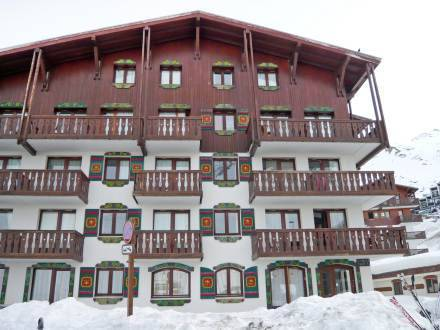 Apartment Club IV Tignes