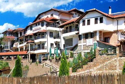 HUTD Hotel Manastir Berovo