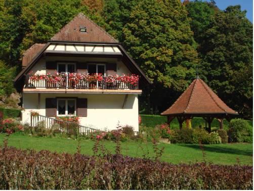Chambres d'hôtes Maison Efftermatten