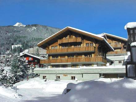Apartment Fagus Grindelwald