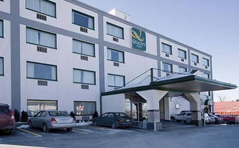 Quality Inn Mic Mac Dartmouth