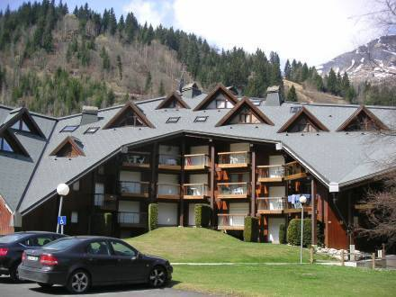 Apartment Pierres Blanches I Contamines Montjoie