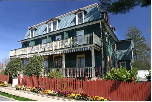 Evergreen Inn Bed and Breakfast