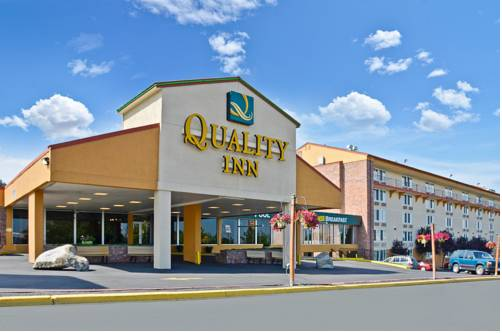 Quality Inn Spokane, Downtown 4th Avenue