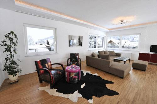 Appartementhaus Modern Art