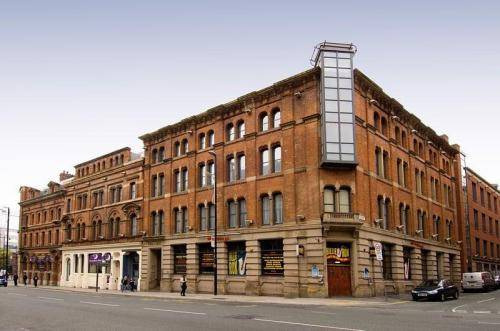 Premier Inn Manchester City Centre (Portland Street)