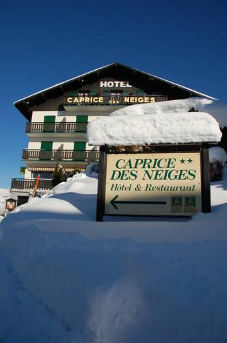 Caprice Des Neiges - Logis de France