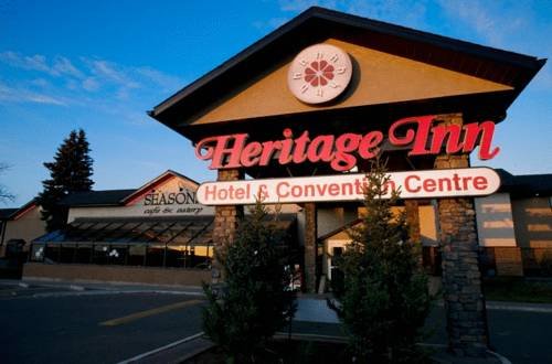 Heritage Inn Hotel & Convention Centre - Brooks