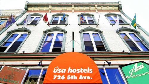 USA Hostels San Diego - Downtown
