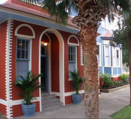 Savannah Dream Vacations Carriage House