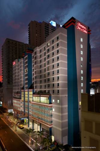 Hampton Inn & Suites Miami Downtown/Brickell