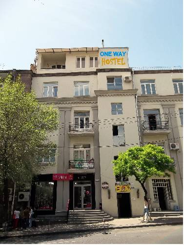 One Way Hostel Tumanyan