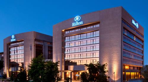 Hilton Madrid Airport