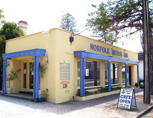 Norfolk Motor Inn