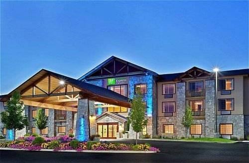 Holiday Inn Express Cheney