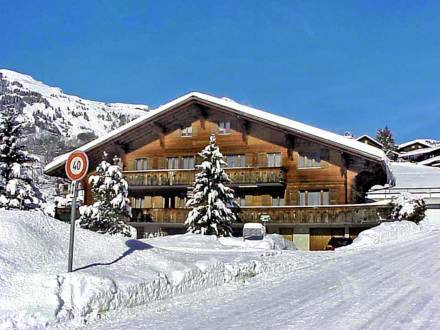Apartment Chiebrendli Grindelwald