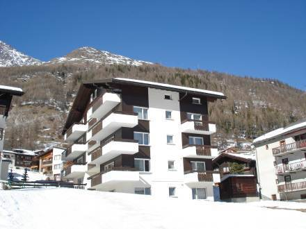Apartment Haus Alouette III Saas Fee