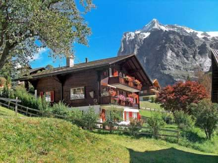 Apartment Bargsunna Grindelwald