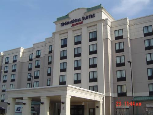 SpringHill Suites Newark International Airport