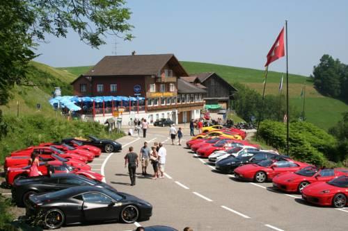 Hotel Hulfteggpass